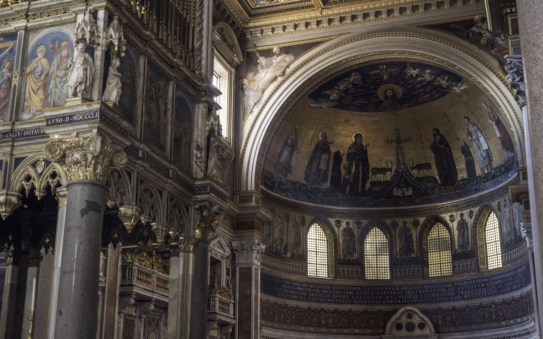 Italy: Classically and Casually Shabby